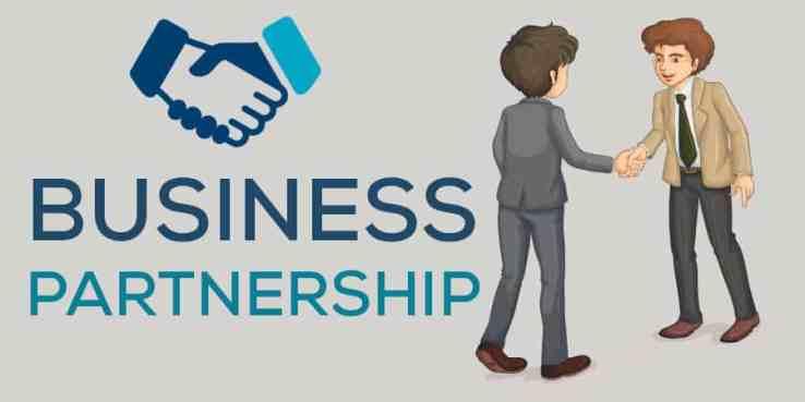 Image result for business partnership