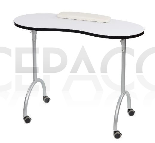table de manucure pliante