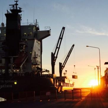 Podrían caer los reembolsos a las exportaciones por puertos patagónicos