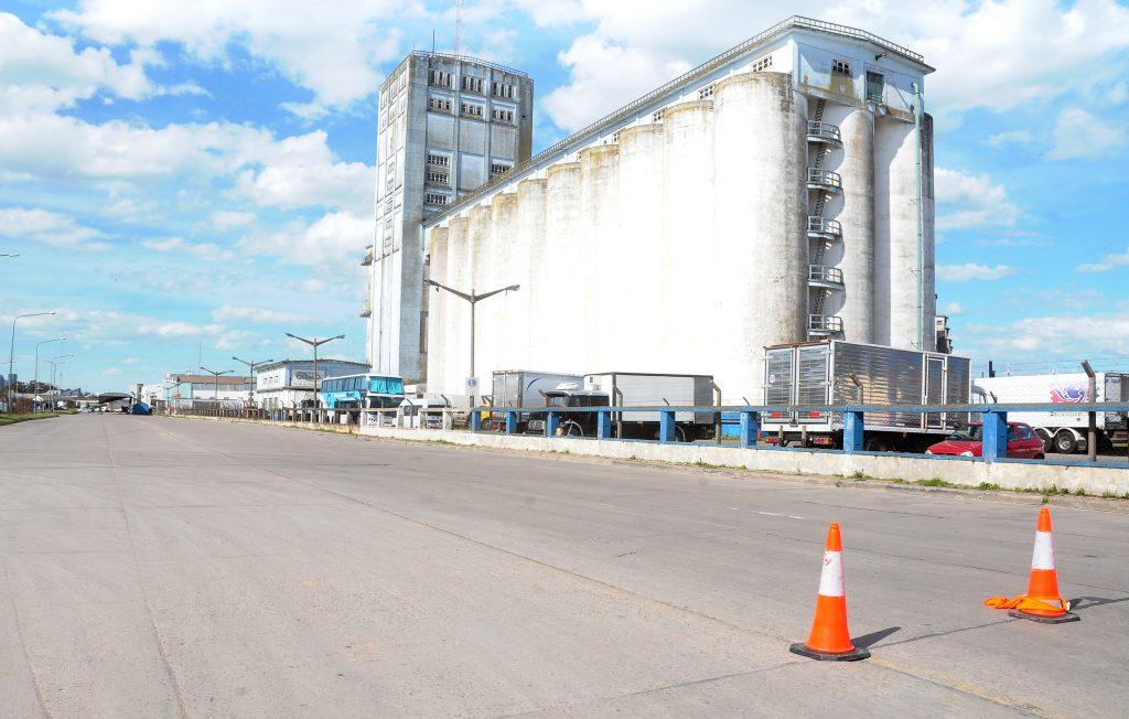 El Estado nacional tomó posesión del predio de los silos en Mar del Plata