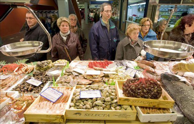 El 92% de los españoles consume productos de pesca y acuicultura