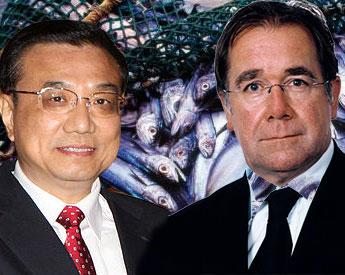 China y Nueva Zelanda firman acuerdos de cooperación sobre pesca y desarrollo en el Pacífico