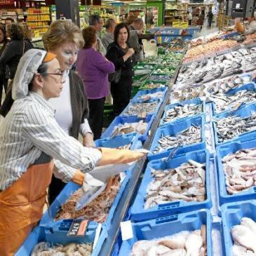 El 72% de los consumidores de pescado demanda sostenibilidad a los supermercados, según MSC
