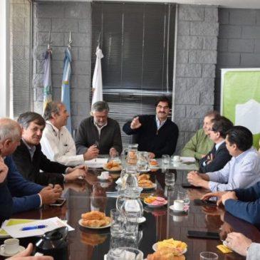 Miguel Tezanos Pinto será el representante de la Provincia ante el Consejo
