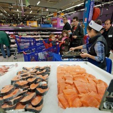 Exportaciones pesqueras noruegas alcanzaron un nuevo récord en 2018
