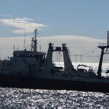 El Ponte de Rande volverá a navegar luego de haber recibido una inversión de U$S 8 millones