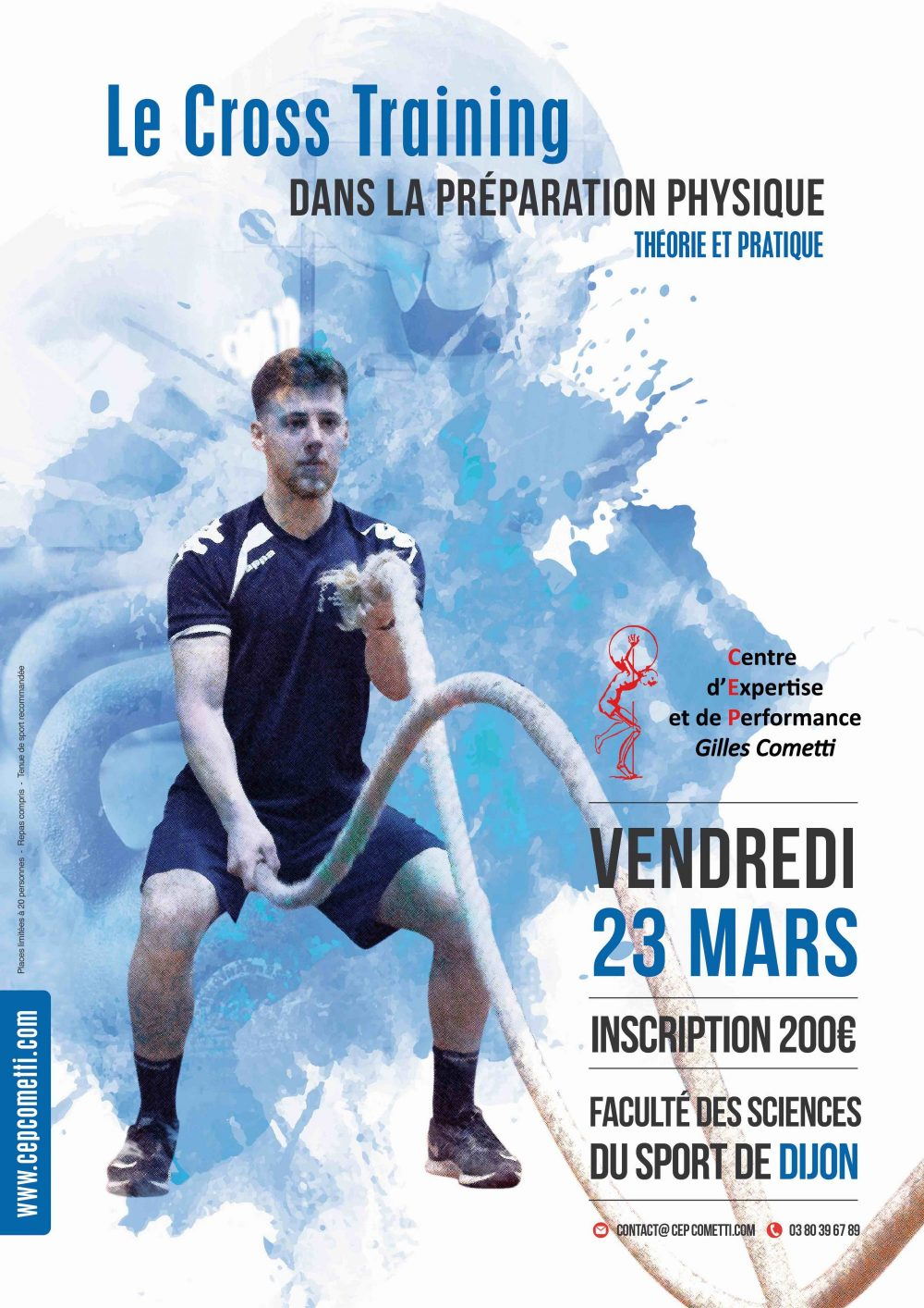 Formation Crosstraining Le 23 Mars 2018  Cep