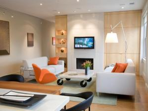 10 Bright And Beautiful Living Room Lighting Options Housely in [keyword