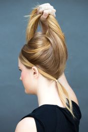 10 Easy Hairstyles You Can Do In 10 Seconds Diy Hairstyles with regard to ucwords]