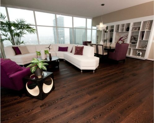 10 Wood Floors Design Ideas For Living Rooms Pouted pertaining to [keyword