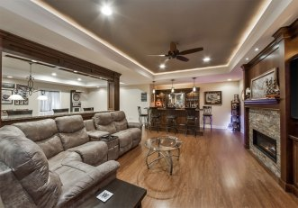 11 Top Trends In Basement Design For 2019 Home Remodeling within 30+ Dorable Upstairs Living Room Ideas