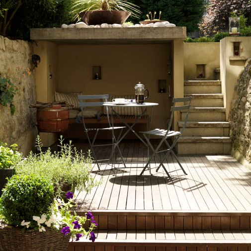 13 Genius Garden Decking Ideas Decking Solutions And Designs For intended for 23+ Gorgeous Small Wooden Deck Ideas for Small Backyards