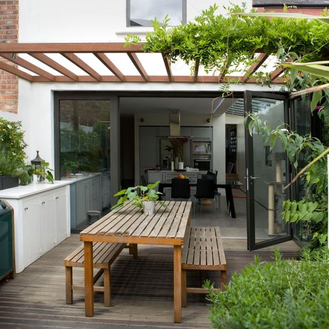 13 Genius Garden Decking Ideas Decking Solutions And Designs For pertaining to 23+ Gorgeous Small Wooden Deck Ideas for Small Backyards