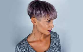 15 Short Hairstyles For Thick Hair To Look Amazing Haircuts within 15+ Magnificent Shirt Hairstyles