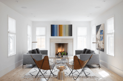 22 Beautiful Living Rooms With Fireplaces intended for 10+ Adorable Fireplace Living Room