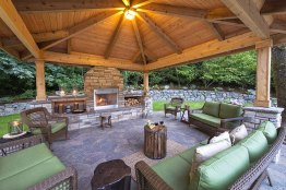 25 Before After Outdoor Living Spaces Paradise Restored pertaining to 28+ Fancy Outdoor Living Room