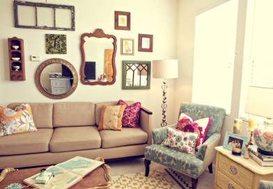30 Eclectic Living Room Designs Eclectic Vintage Living with regard to [keyword