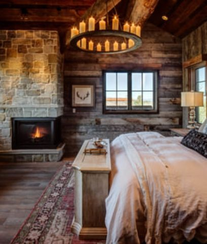 30 Rustic Style Bedroom Ideas For 2019 with regard to 27+ Rustic Home Decor Ideas You Can Build Yourself