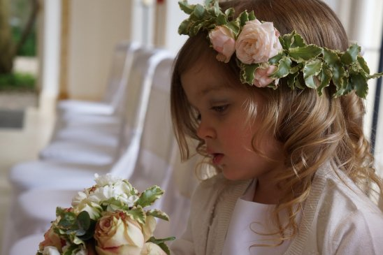 35 Cute Fancy Flower Girl Hairstyles For Every Wedding with ucwords]