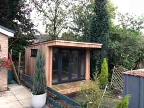 3m X 4m Canopy Room Rotherham Garden Offices Studios Modern And for ucwords]