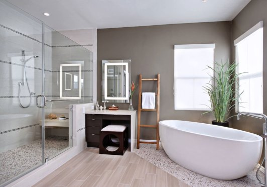 8 Top Trends In Bathroom Tile Design For 2019 Home Remodeling throughout ucwords]