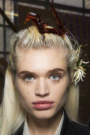 Autumn Hair Trends For 2019 Best Aw19 Runway Hairstyle Trends with regard to [keyword