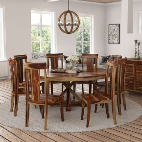 11 Creative Design Of Expandable Round Dining Table Ceplukan