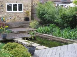 Best Garden Decking Ideas Furniture For Treatment Way To Lay Clean throughout [keyword