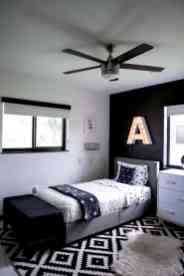 Black And White Modern Kids Room with regard to ucwords]