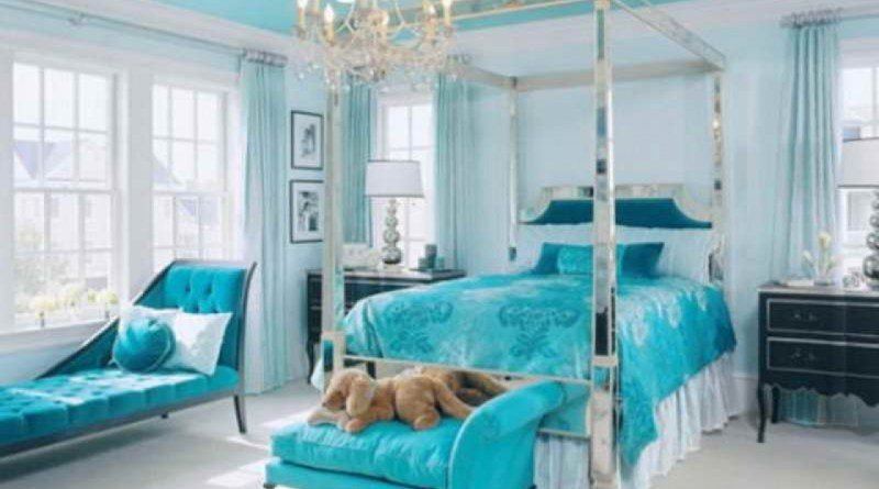 Blue Themed Bedroom Bedroom Ideas Blue Room Turquoise Bedroom Room regarding ucwords]