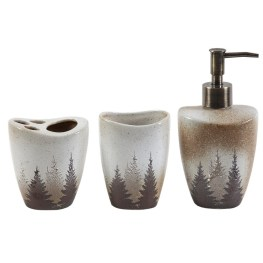 Clearwater Pines Bath Accessories Set intended for ucwords]
