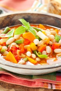 Copycat Olive Garden Minestrone Soup Todd Wilbur Kitchme with regard to ucwords]