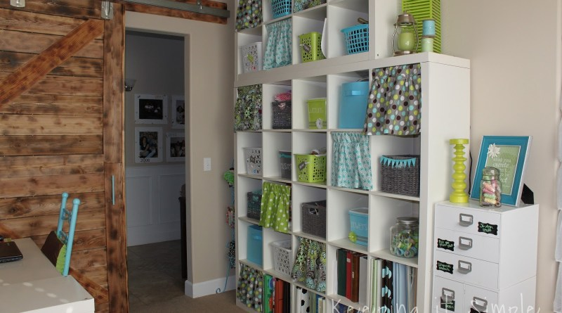 Craft Room Decor Ideas And Craft Supplies Organization pertaining to [keyword
