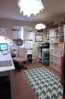 Craft Room Tour Create And Babble intended for [keyword