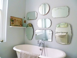 Custom Frameless Bathroom Mirrors Home Decor with ucwords]