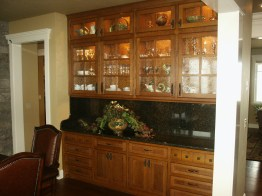 Custom Living Room Cabinets Larson Cabinet Company with ucwords]