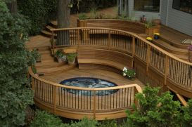 Deck Ideas Designs Pictures Photogallery Decks intended for ucwords]