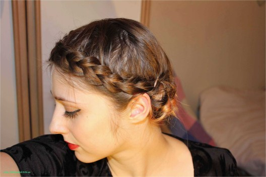 Easy Braid Hairstyles Step Step Fresh Braided Headband Hairstyles with ucwords]