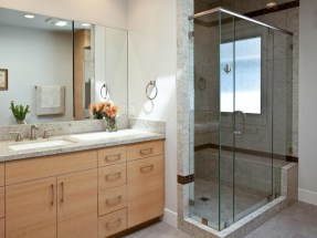 Easy Installation Frameless Bathroom Mirror The New Home in 24+ Fantastic Frameless Bathroom Mirrors