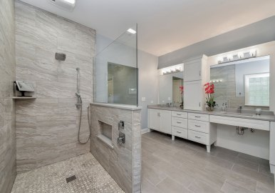 Exciting Walk In Shower Ideas For Your Next Bathroom Remodel Home with [keyword