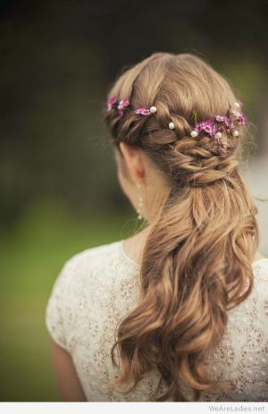Flower Hairstyles Hair And Hairstyles with regard to [keyword