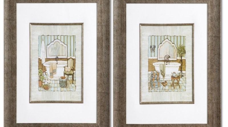 Framed Bathroom Prints Bathroom Design Ideas intended for 29+ Perfect Framed Bathroom Art