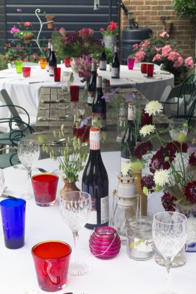 Garden Party Decorations Big Parties On Small Budgets The Middle within ucwords]