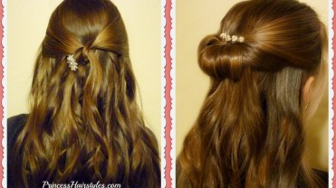 Hairstyles For Girls Princess Hairstyles pertaining to 23+ Enchanting Princess Hair Styles