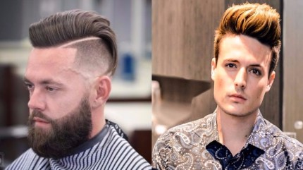 Hairstyles For Men The Most Newest Hairstyle Men New Stylish Short with [keyword