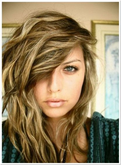 Highlighted Hairstyles Unique Be Ready To Steal Dirty Blonde Hair in 24+ Funky Dirty Hairstyles