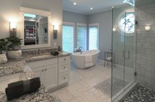 How Much Does Bathroom Remodel Cost In In Los Angeles pertaining to 14+ Fresh And Stylish Small Bathroom Remodel Add Storage Ideas