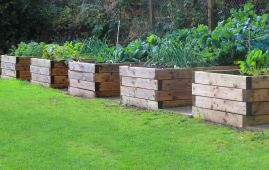 How To Build A Raised Garden Bed Diy Raised Bed Instructions with ucwords]