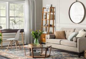 How To Choose The Right Rug Sizes Wayfair inside 11+ Unique Living Room Coffee