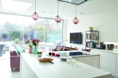 How To Design An Open Plan Kitchen Real Homes with [keyword